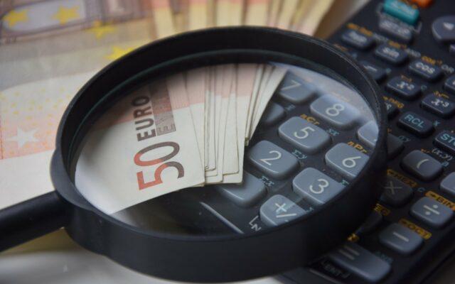 Rechnung kontrollieren